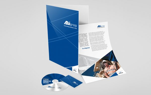 Annual report and stationary design